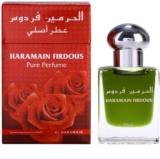 Al Haramain Firdous óleo perfumado para homens 15 ml  (roll on)
