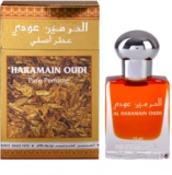 Al Haramain Oudi aceite perfumado unisex 15 ml
