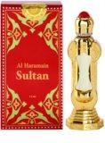 Al Haramain Sultan aceite perfumado unisex 12 ml