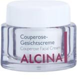 Alcina For Sensitive Skin crema restauradora para combatir las venas agrietadas y dilatadas