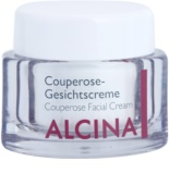 Alcina For Sensitive Skin krepilna krema za razpokane in razširjene žilice
