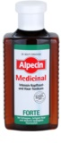 Alpecin Medicinal Forte інтенсивний тонік проти лупи та випадіння волосся