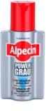 Alpecin Power Grau шампунь для підкреслення сірих відтінків волосся