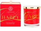 Amouage Happy vela perfumada  195 g