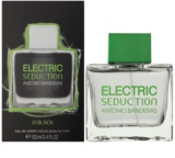 Antonio Banderas Electric Seduction In Black Eau de Toilette für Herren 100 ml