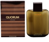 Antonio Puig Quorum loción after shave para hombre 100 ml