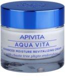 Apivita Aqua Vita crema revitalizante e hidratante intensiva para pieles muy secas