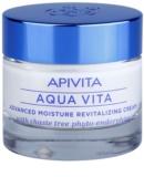 Apivita Aqua Vita crema revitalizante e hidratante intensiva para pieles normales y secas