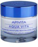 Apivita Aqua Vita crema revitalizante e hidratante intensiva para pieles mixtas y grasas