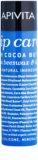 Apivita Lip Care Cocoa Butter balsam de buze ultra-hidratant SPF 20