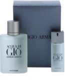 Armani Acqua di Gio Pour Homme подарунковий набір ХХІІ