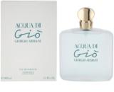 Armani Acqua di Gio Eau de Toilette para mulheres 100 ml