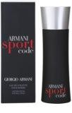 Armani Code Sport toaletna voda za moške 75 ml