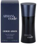 Armani Code eau de toilette férfiaknak 50 ml