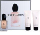 Armani Si Gift Set III