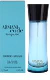Armani Armani Code Turquoise Eau de Toilette para homens 75 ml