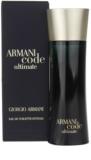 Armani Code Ultimate eau de toilette férfiaknak 75 ml