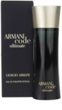Armani Code Ultimate Eau de Toilette para homens 75 ml