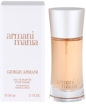 Armani Mania for Woman Eau de Parfum für Damen 50 ml