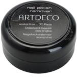 Artdeco Nail Polish Remover вологі диски для зняття лаку без ацетону