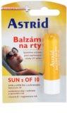 Astrid Sun balzam za ustnice SPF 10