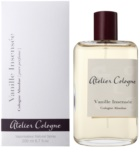 Atelier Cologne Vanille Insensee perfume unissexo 200 ml