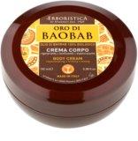 Athena's l'Erboristica Gold Baobab Body Cream Regenerative Effect