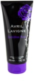 Avril Lavigne Forbidden Rose leite corporal para mulheres 200 ml
