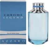 Azzaro Chrome Legend туалетна вода для чоловіків 125 мл