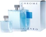 Azzaro Chrome подаръчен комплект XIV.