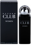 Azzaro Club Eau de Toilette für Damen 75 ml