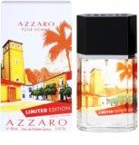 Azzaro Azzaro Pour Homme Limited Edition 2014 woda toaletowa dla mężczyzn 100 ml