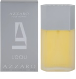 Azzaro Azzaro Pour Homme L´Eau Eau de Toilette for Men 100 ml