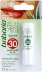 Babaria Aloe Vera bálsamo labial SPF 30