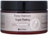Barwa Harmony Nourishing cukrový peeling pro jemné čištění a výživu pokožky
