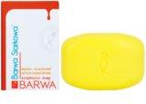 Barwa Sulphur sabonete sólido para pele oleosa e problemática