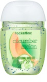Bath & Body Works PocketBac Cucumber Melon antibakteriální gel na ruce