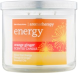 Bath & Body Works Energy Orange Ginger vonná svíčka 411 g