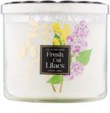 Bath & Body Works Fresh Cut Lilacs ароматна свещ  411 гр.