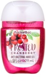 Bath & Body Works PocketBac Frosted  Cranberry Antibacterial Hand Gel