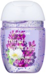 Bath & Body Works PocketBac French Lavender antibakteriální gel na ruce