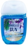 Bath & Body Works PocketBac Honolulu Sun antibakterielles Gel für die Hände