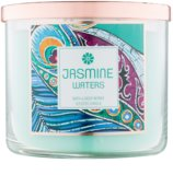 Bath & Body Works Jasmine Waters ароматна свещ  411 гр.