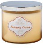Bath & Body Works Mahagony Coconut ароматна свещ  411 гр.
