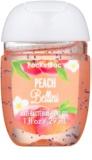 Bath & Body Works PocketBac Peach Bellini антибактериален гел за ръце