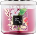 Bath & Body Works Sweet Cherry Pie dišeča sveča  411 g