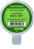 Bath & Body Works Stress Relief vůně do auta 6 ml náhradní náplň