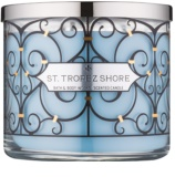 Bath & Body Works St.Tropez Shore Duftkerze  411 g