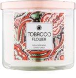 Bath & Body Works Tobacco Flower lumanari parfumate  411 g