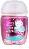 Bath & Body Works PocketBac Twisted Peppermint антибактериален гел за ръце